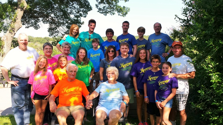 Koomey Family Reunion T-Shirt Photo