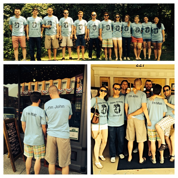 Birthday Weekend T-Shirt Photo