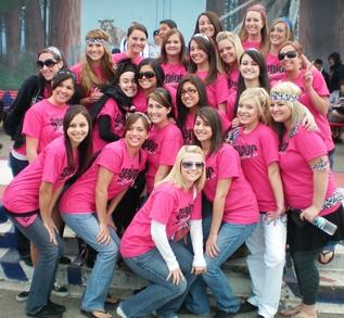 Senior Ladies '08 T-Shirt Photo