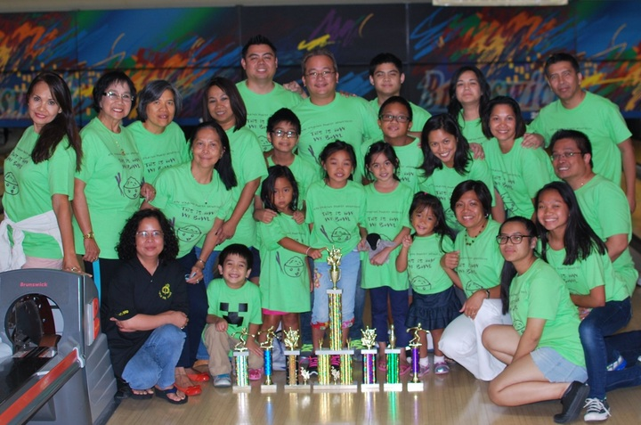 This Is How We Bowl T-Shirt Photo