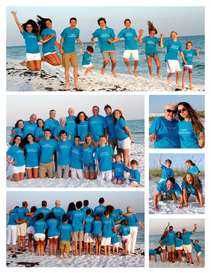 Leonard Family Fun T-Shirt Photo