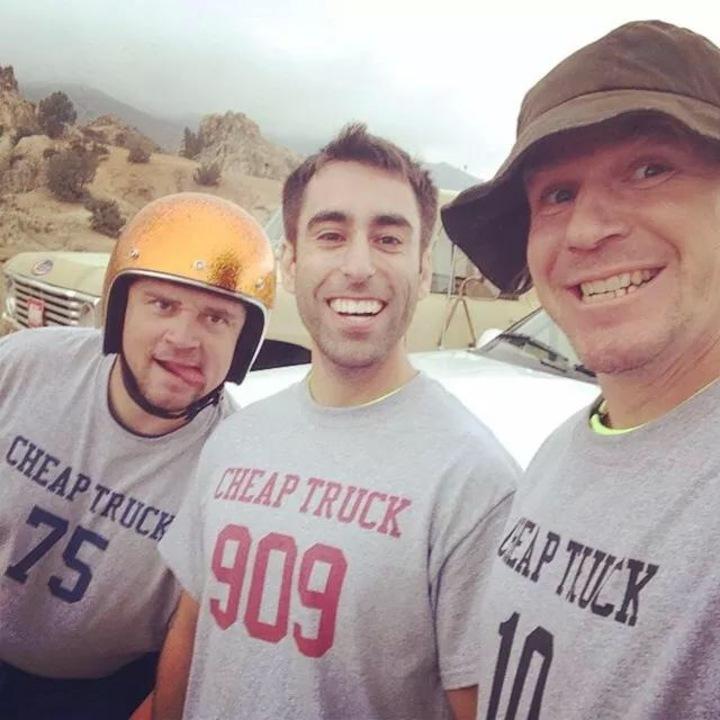 Cheap Truck Challenge! T-Shirt Photo