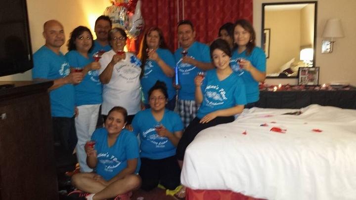Cristina's 72nd Bday T-Shirt Photo