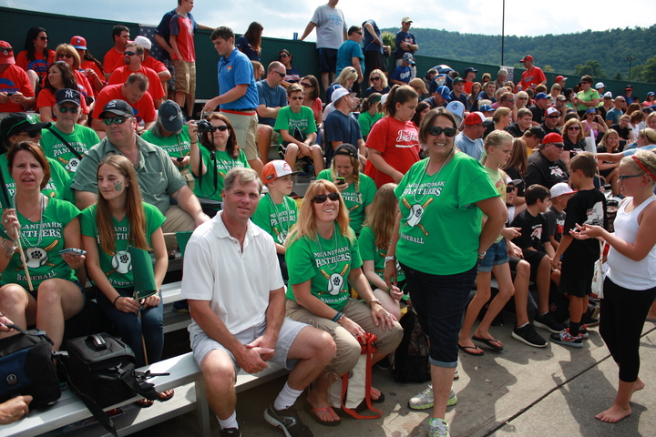 Part 2 At Cooperstown T-Shirt Photo