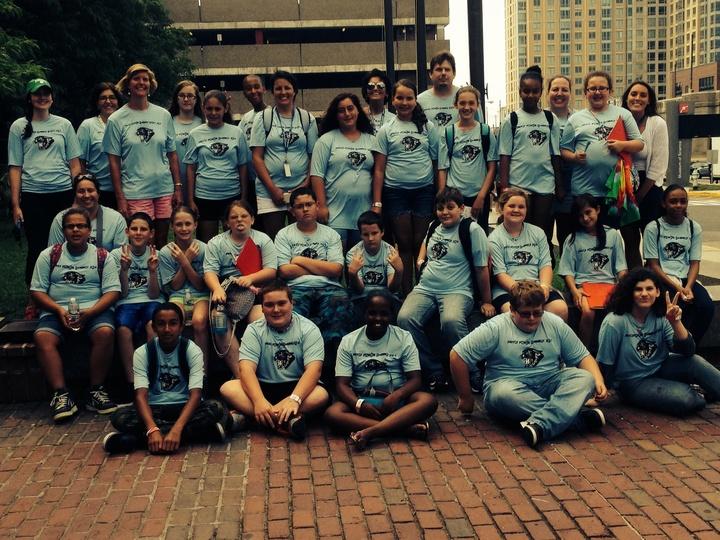Parker Power Summer 2014 T-Shirt Photo