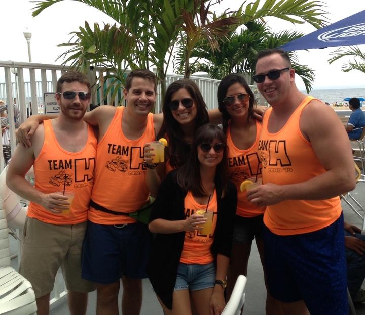 Team H Tanktops T-Shirt Photo