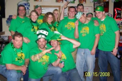 St Patty Day Weekend T-Shirt Photo
