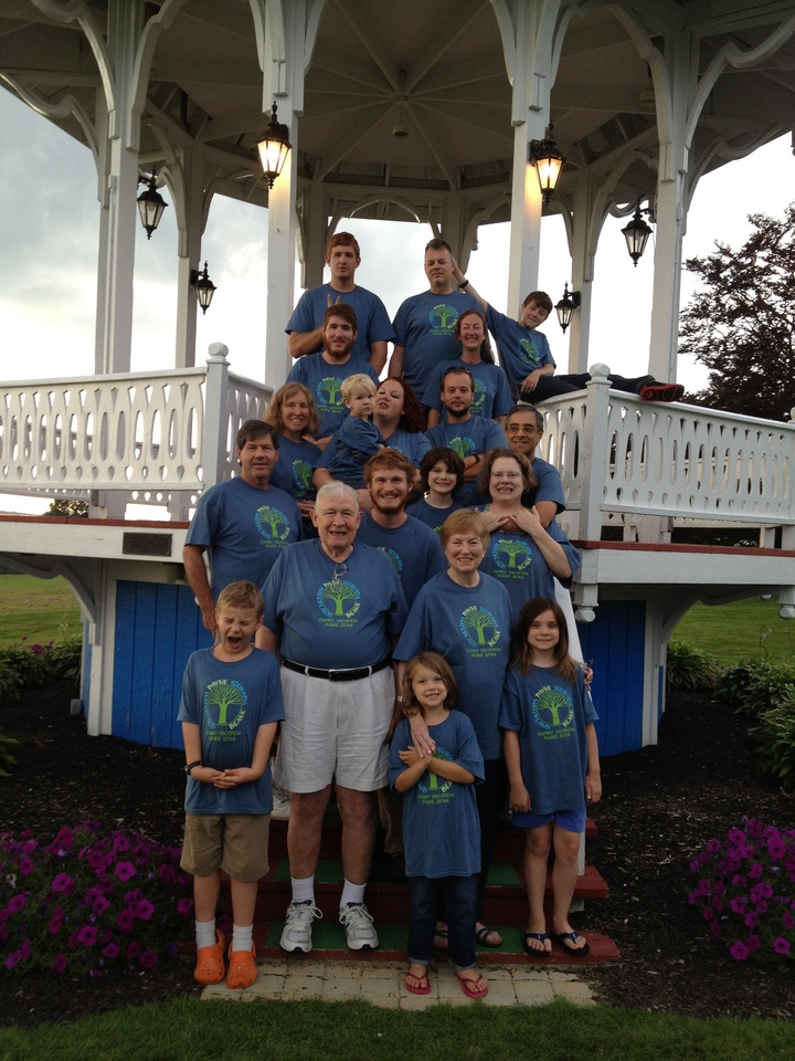 Maine Family Vacation T-Shirt Photo