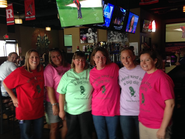 2014 Pickle Party T-Shirt Photo