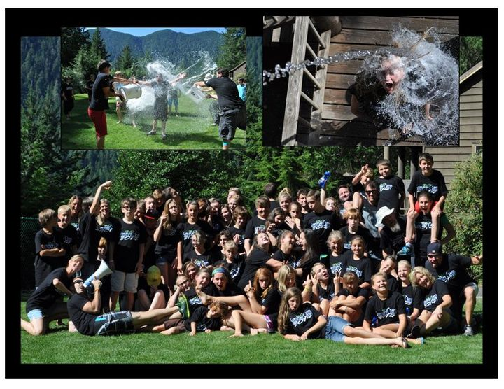 Summer Camp 2014 T-Shirt Photo