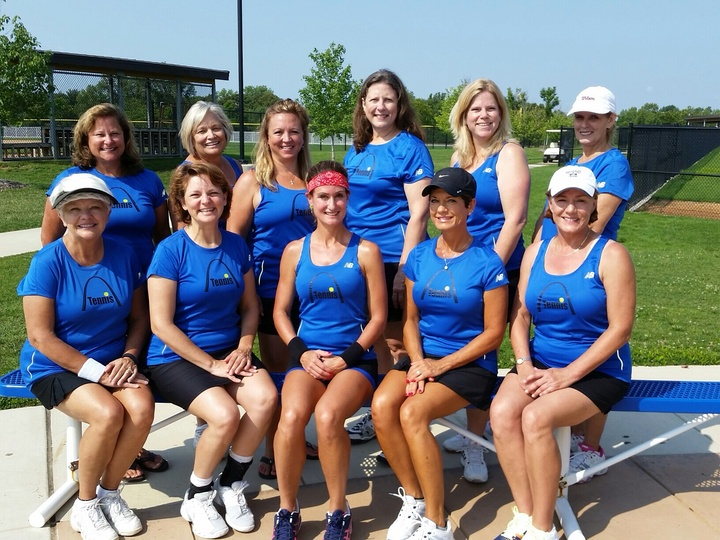 Usta Missouri Valley Sectionals T-Shirt Photo