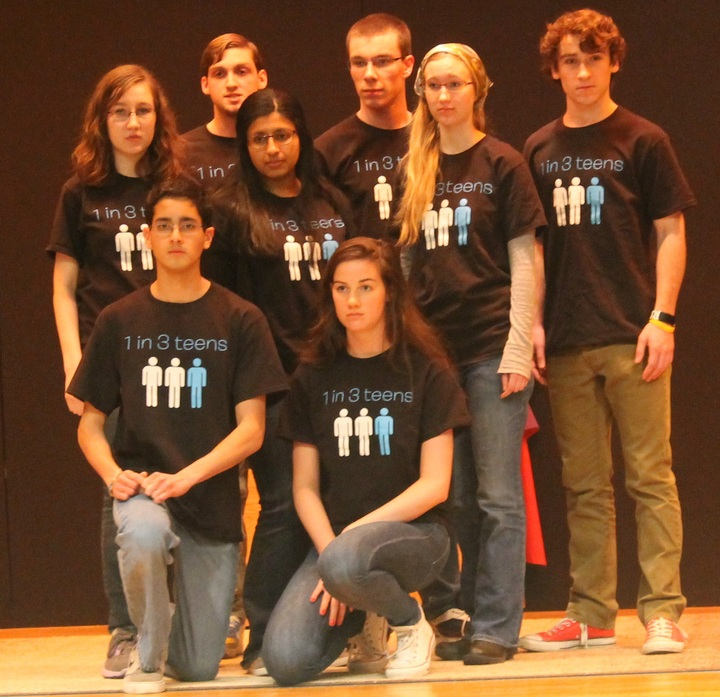 "Students From ""The Outrage"" T-Shirt Photo"