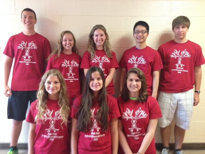 Hp Summer Research Program! T-Shirt Photo