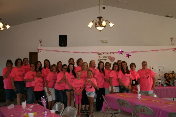 Team Betty T-Shirt Photo