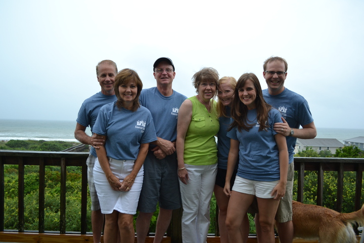 Joint Family Vacation T-Shirt Photo