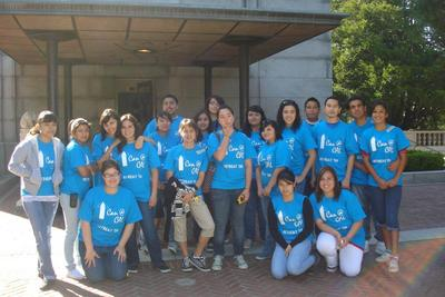 Icc Retreat At Berkeley Campus T-Shirt Photo