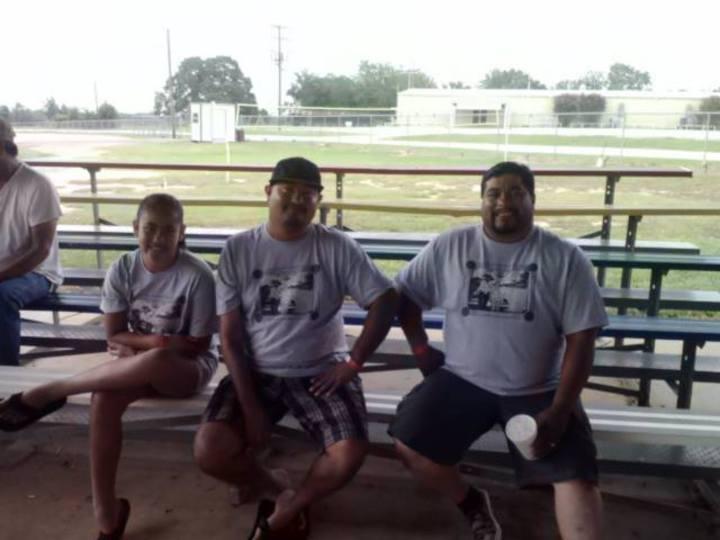 Pineda Family Reunion 2014 T-Shirt Photo