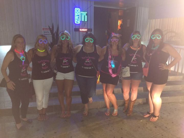 Bachelorette Bash!  T-Shirt Photo
