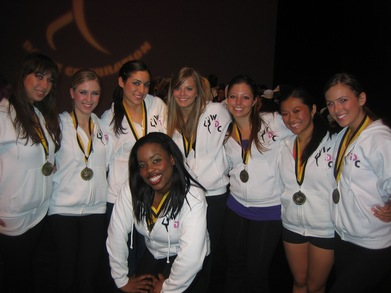 Western Dance Connection Goes For The Gold! T-Shirt Photo