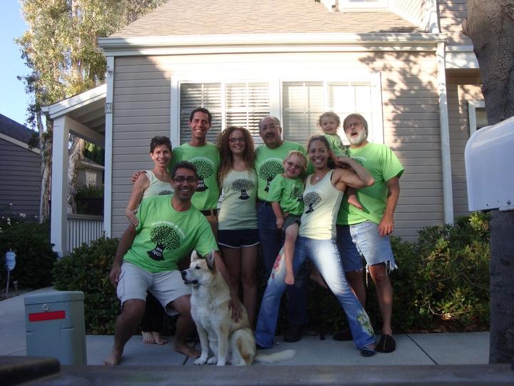 Family Reunion 2014 T-Shirt Photo