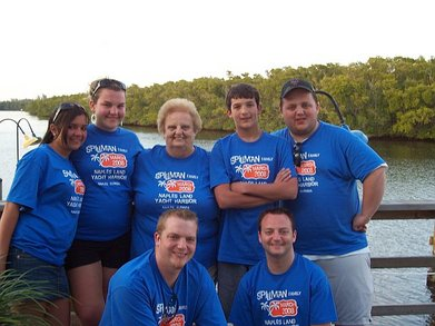 Group Shot   Florida 2008 Reunion T-Shirt Photo