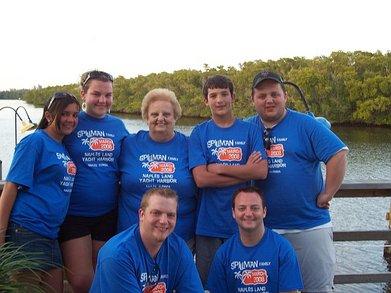 Group Shot   Florida 2008 Reunion T-Shirt Photo
