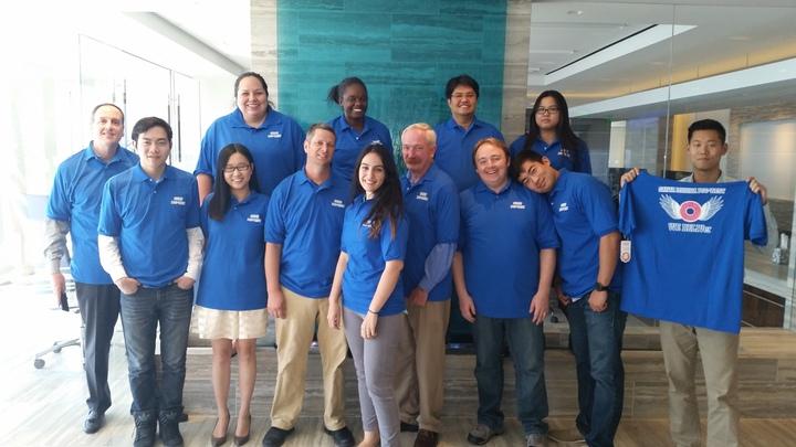 Team Accomplishment Recognition  T-Shirt Photo