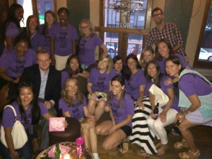 #Fud Team Kate!  T-Shirt Photo