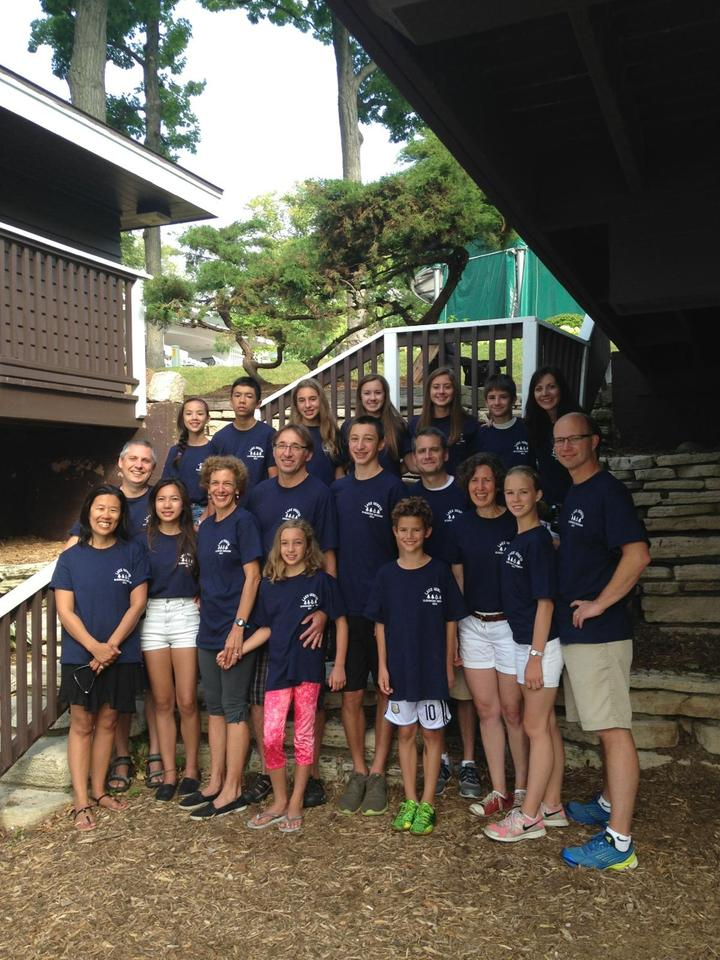 Glendower Reunion 2014 T-Shirt Photo