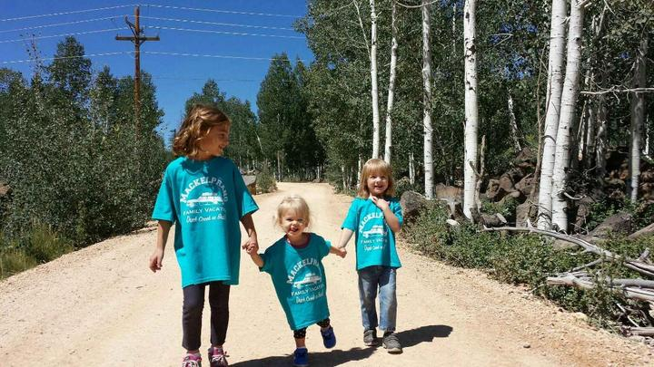Duck Creek Or Bust! T-Shirt Photo
