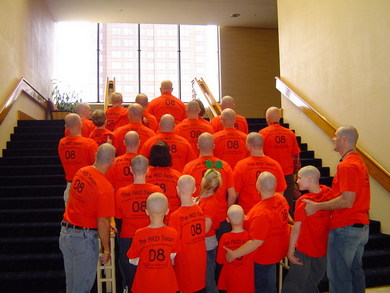 Bald Is Beautiful! T-Shirt Photo
