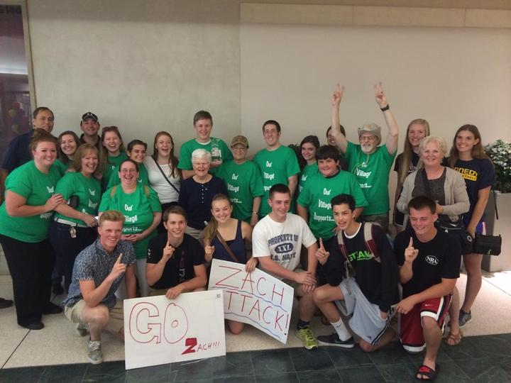 Mn State Best Bagger Competition T-Shirt Photo