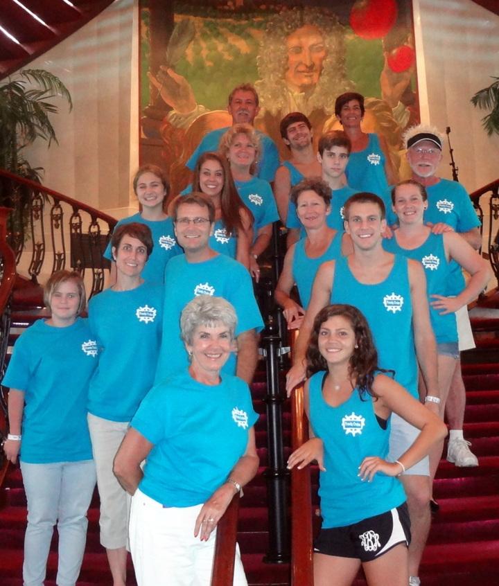 Frandy Family Cruisers T-Shirt Photo