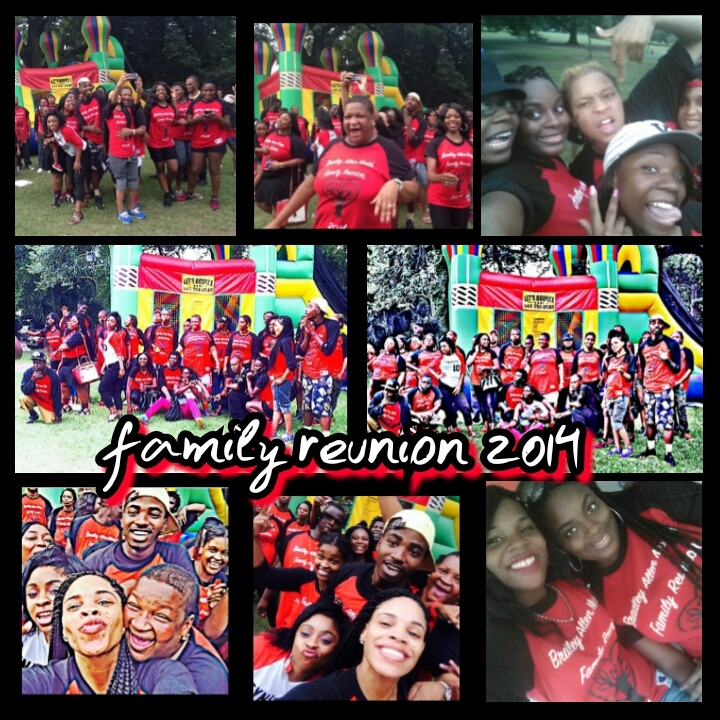 Family Reunion 2014 T-Shirt Photo