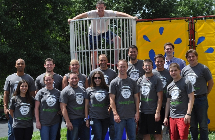 Company Olympics T-Shirt Photo