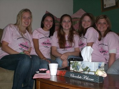 Spring Bid Day 2008 T-Shirt Photo