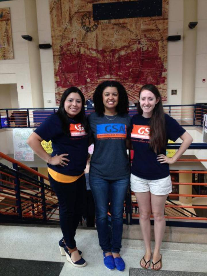 Graduate Student Association Officers T-Shirt Photo