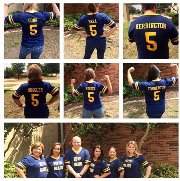 5th Grade Team Is Ready For The New School Year! T-Shirt Photo