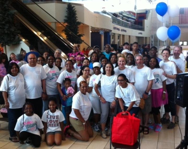 Greater Houston Myasthenia Gravis Support Group  T-Shirt Photo