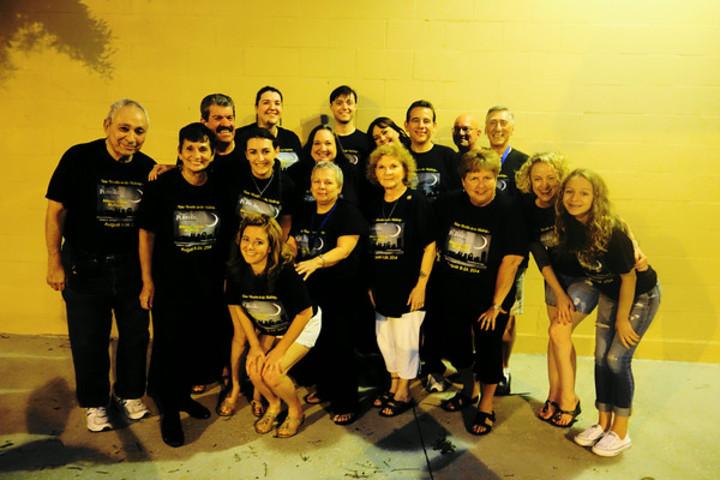Moon Over Buffalo   Cast Party  T-Shirt Photo