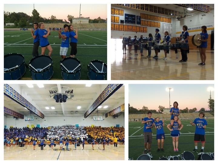 Sphs Drumline 2014 2015 T-Shirt Photo