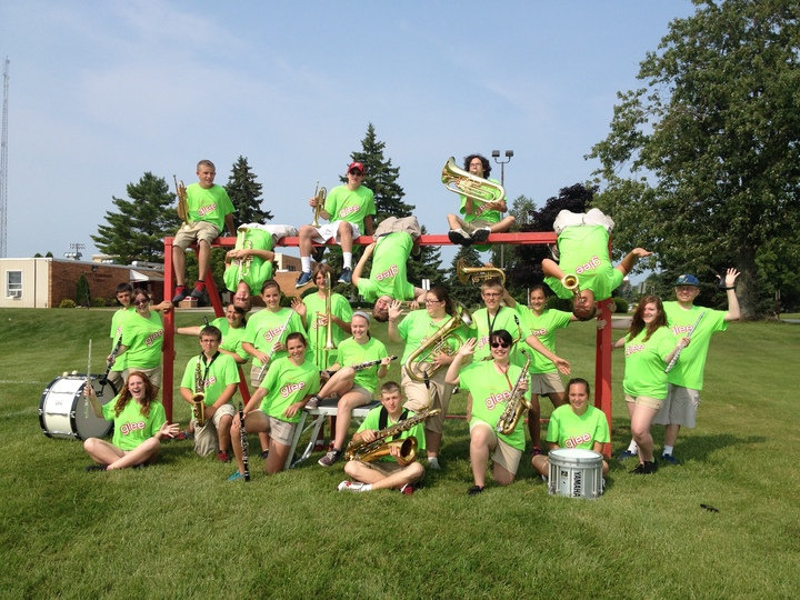 Final Day Of Band Camp T-Shirt Photo