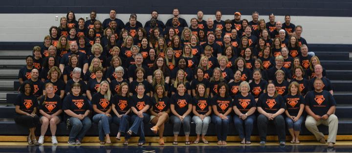 Wildcats Have Superpowers! T-Shirt Photo