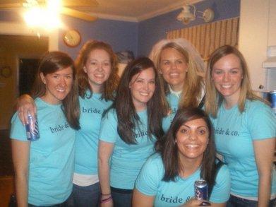 Bride & Co. T-Shirt Photo