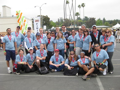 Team Otx Ms Walk 2008 T-Shirt Photo