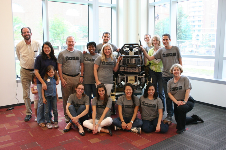 Darpa / Tto Group T-Shirt Photo