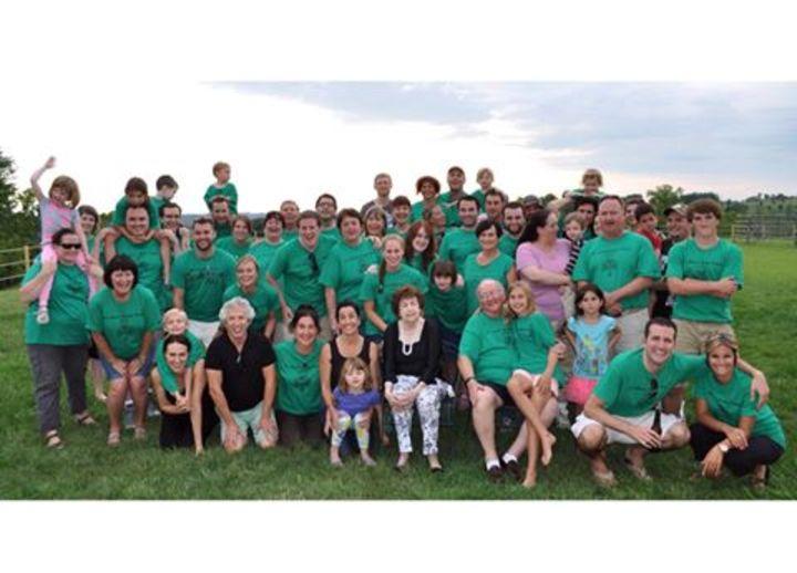 Garrity Reunion:  In Memory Of Dan T-Shirt Photo