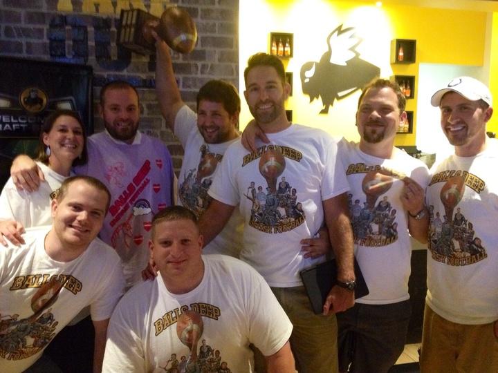 Fantasy Football Shirts  T-Shirt Photo