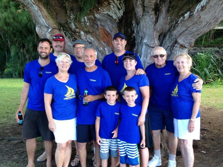 Team Lightspeed T-Shirt Photo