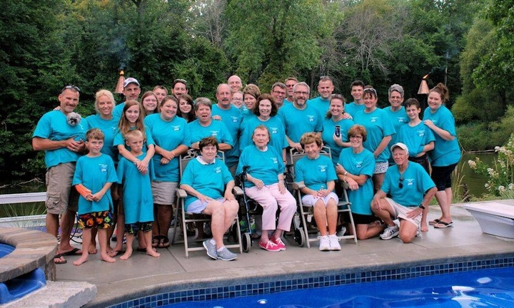 Stillman Family Reunion 2014 T-Shirt Photo